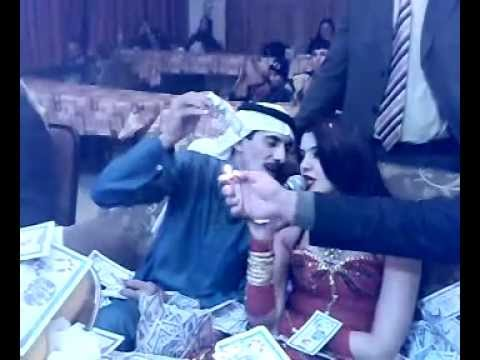 arab Saudi prince making it rain