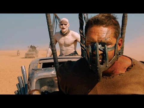 Mad Max: Fury Road - Comic-con First Look [hd] video