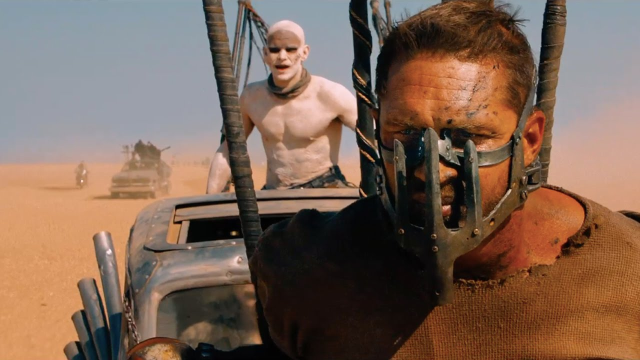 Only the mad survive. 2015. https://www.facebook.com/MadMaxMovie