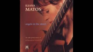 Iliana Matos Angels In The Street Cuban Guitar Full Album
