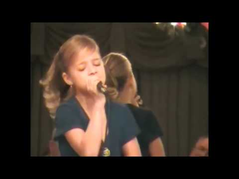 O' Holy Night - Jackie Evancho - Age 8, 9 And 10 video