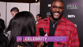Tyler Perry Premieres THE OVAL & SISTAS