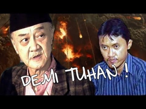 media video lagu demi tuhan arya wiguna