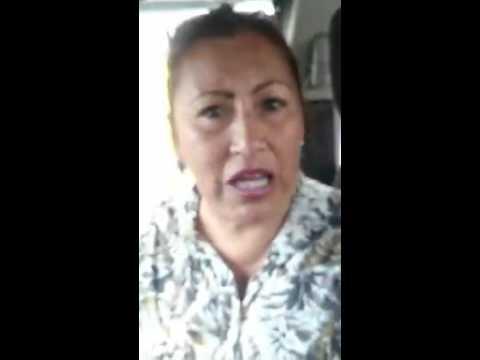 VIDEO: GUADALUPE CÁRDENAS INSULTA A EVO MORALES Y ES ACUSADA DE SEDICIÓN