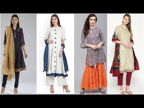 Latest Salwar Suit and Plazzo suit Designs