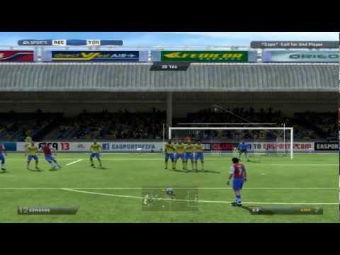 FIFA 13 скачать торрент игру на PC