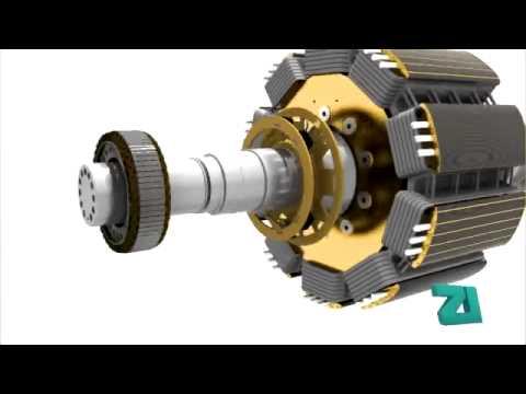 Plantas Eléctricas - Leroy Somer rango de potencia generador tipo LSA - Colombia