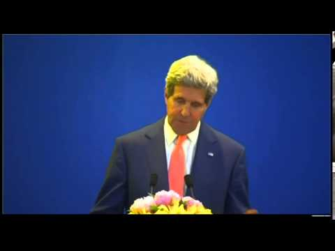Secretary Kerry Delivers Remarks at a Combating Wildlife Trafficking Event