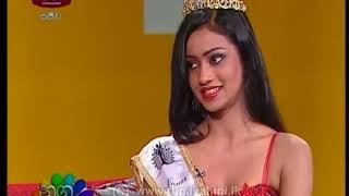 Nugasewana Miss Sri lanka  Italy 2018-11-30