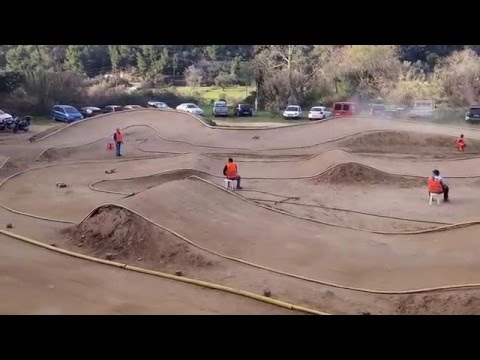 Rc River 1/8 Buggy Cup 2016 A Final Times