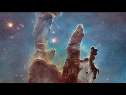 Happy Birthday, Hubble: Legendary Telescope Turns 25 video