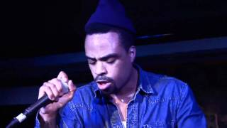 Bilal - Think It Over - Live in San Jose