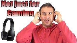 Run Mus B-20 Bluetooth gaming headset review