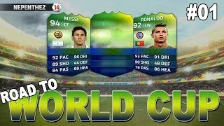 FIFA 14 Ultimate Team - Road to World Cup #01