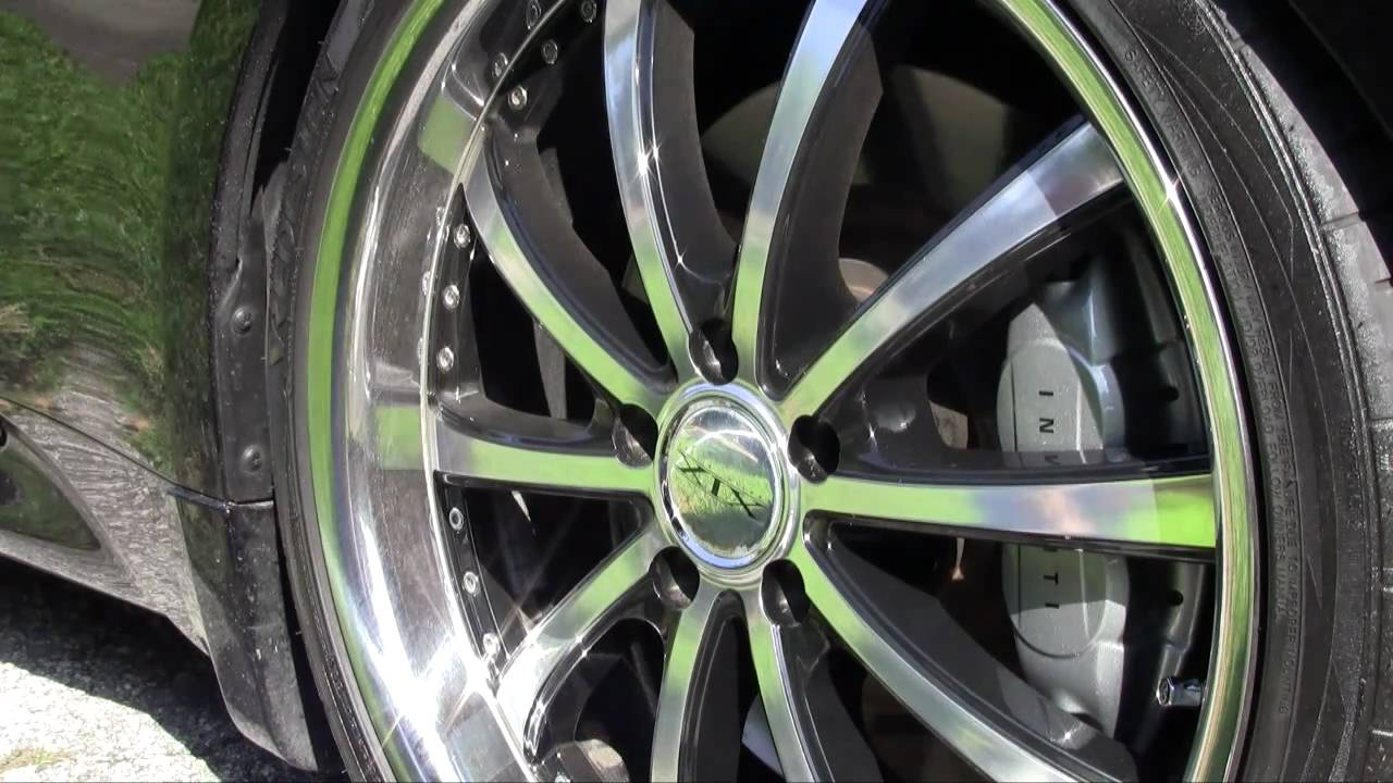 Wheel Center Cap Removal The Easy Way Youtube