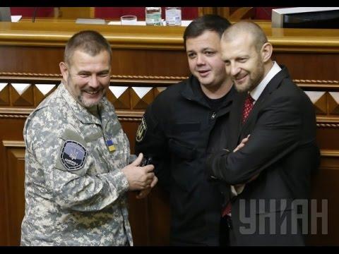 Голая правда о комбате-хэрое Юрие Березе
