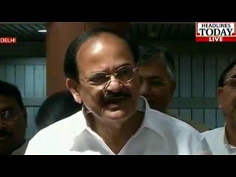 Venkaiah Naidu On Rahul Gandhi's Speech Criticizing Modi Government