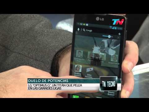 TN Tecno 189-2 LG Optimus G y Samsung Galaxy S4