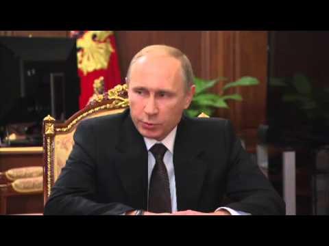 Путин драматично отреагировал на известие о бомбе на борту A321