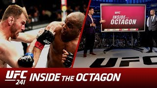 UFC 241: Inside the Octagon - Cormier vs Miocic 2