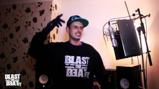 Rivmic - Lyrical Flid reply [BlastTheBeatTv]  (Prod. by Mizeree)