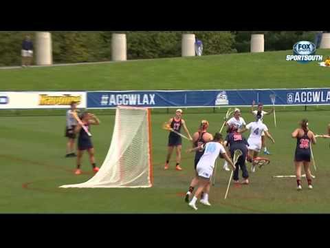 UNC Women's Lacrosse: Highlights vs. Syracuse - ACC Tournament Championship