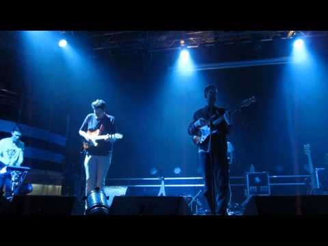 Encore(new single)-the Radio Dept. 2013 live @ Taipei