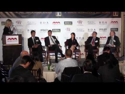 MandA.TV Panel: International Forum - China - Foreign Direct Investment into the US
