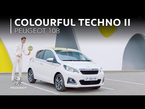Peugeot 108 x Mika   Colorful Technology II