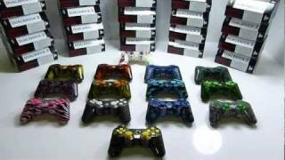 Botones&Crucetas PS3 / Colored PS3 Buttons | HG Arts Modz