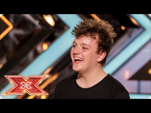 Benji Matthews belts out Alicia Keys! | Auditions Week 3 | The X Factor 2017