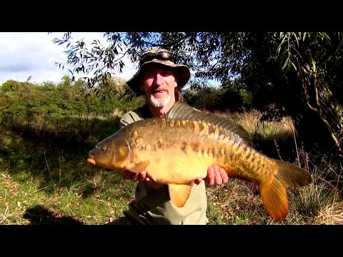Linford lakes ~ Redhouse Part seven - Carp fishing
