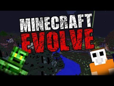 WIR BRAUCHEN EISEN! MAAAANNNN!!! - Minecraft Evolve Ep3 feat. SibstLP - auf gamiano.de
