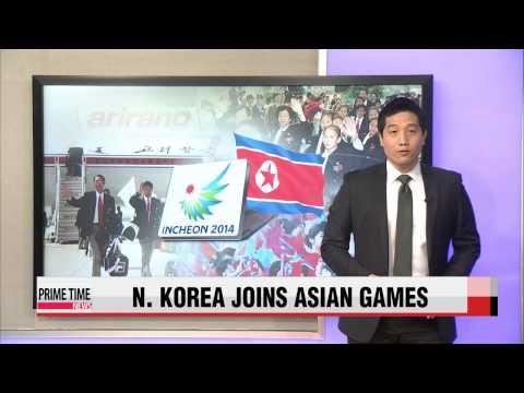 Asian Games N  Korea to send athletes to Games