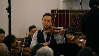 Love Theme from Cinema Paradiso - Khullip Jeung, violin