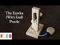 The Eureka (Wit's End) Disentanglement Puzzle thumbnail