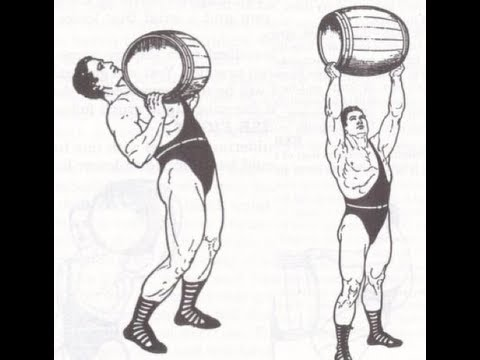 how to build brute strength