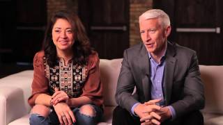 Anderson Cooper Admits: I