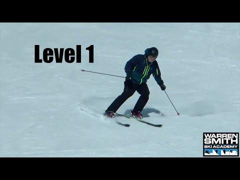 Warren Smith Ski Academy -  LEVEL 1 SKIER.