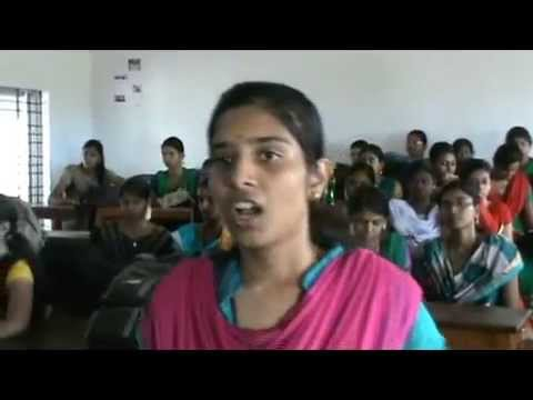 English At Ease Training - Kamaraj College Of Engineering And Technology video