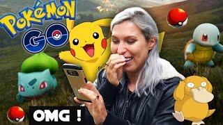 Pokemon GO - pierwsze wrażenie: Pikachu, Psyduck!