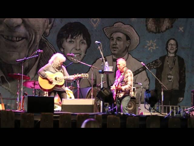Born To Run - Emmylou Harris - 2014 Hardly Strictly Bluegrass