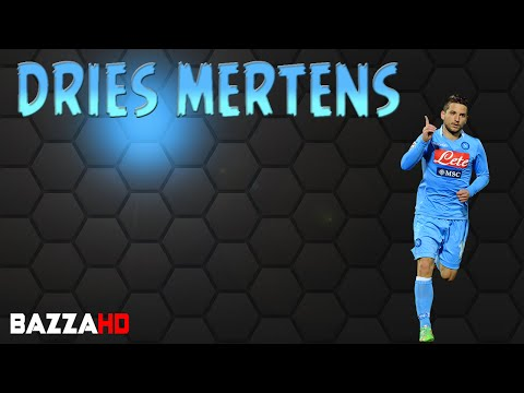 Dries Mertens • All 15 Goals for Napoli and Belgium 2013/14