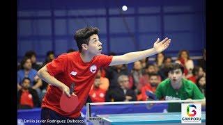 Final Suramericano Juvenil 2017: Nicolas Burgos vs Guilherme Teodoro