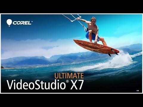 Corel VideoStudio Pro x7--- Ultimate & Pro Features Overview