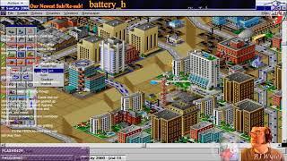 SimCity 2000 #7 - Razor Thin Budget
