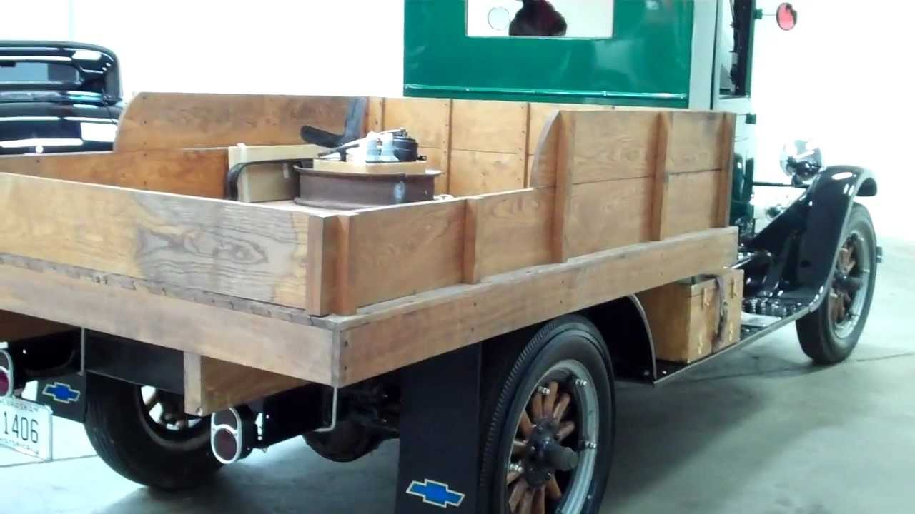 Stake Body Beds For Pickup Truck