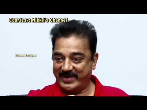 Kamal Haasan Birthday Exclusive Interview | Talking about Tsunami & Ebola Virus | Marudhanayagam
