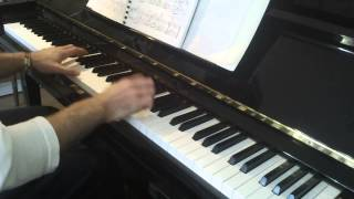 'Balamb Garden' from Final Fantasy VIII by Nobuo Uematsu for Piano Solo