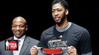 Stephen A. Smith not surprised Pelicans fired general manager Dell Demps | Stephen A. Smith Show